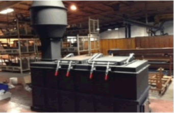 Photo of a General Waste Incinerator, Waste Incinerators by Burn-Rite MFG