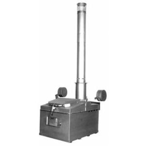 BR 850 Animal By-Products Incinerator   Burn Rite