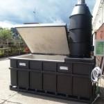 BR 1800 Medical Waste Incinerator   Burn Rite