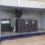 BR 1180 Containerised Incinerator | Burn Rite